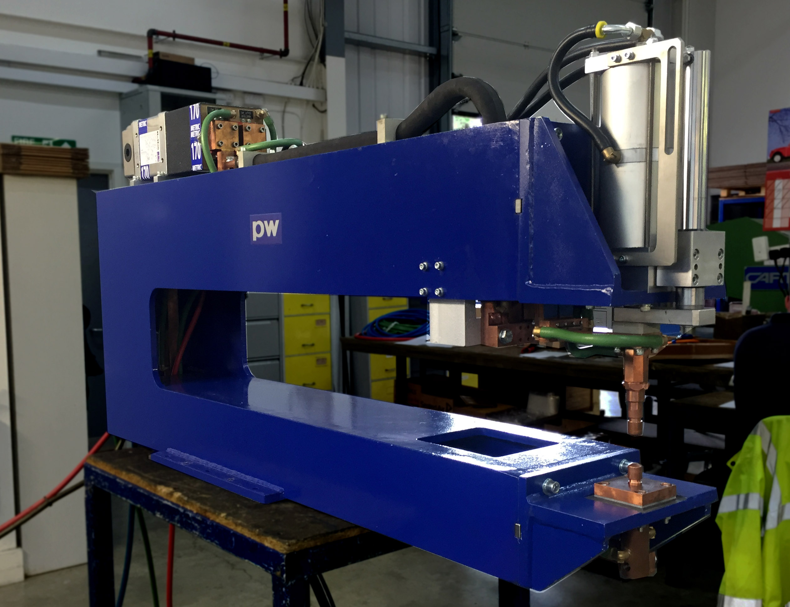 Stainless steel welding for the oil industry
