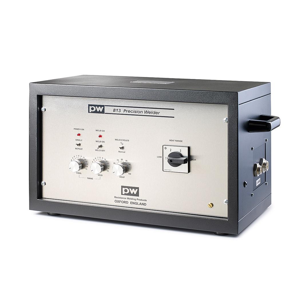 PW precision poke welding console