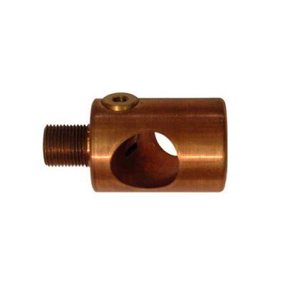 Threaded electrode adaptors
