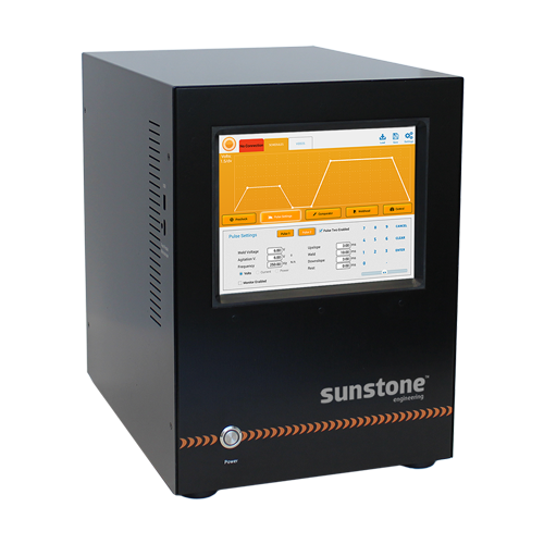Sunstone DC precision welder